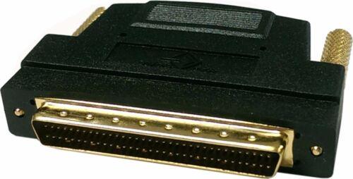 External SCSI Terminator SCSI LVD//SE with LED HD 68-pin Male sn 93018