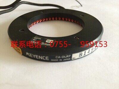1pc used Keyence CA-DLR7  light source LED  #G537R XH