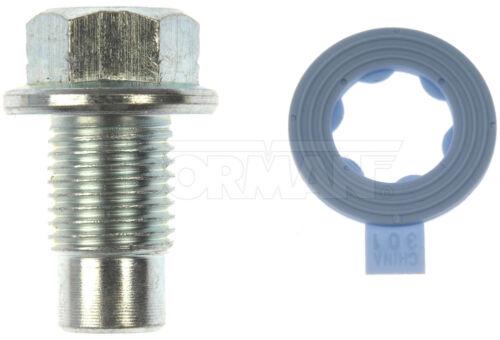 Dorman 65214 Oil-Tite Engine Oil Drain Plug-Oil Drain Plug