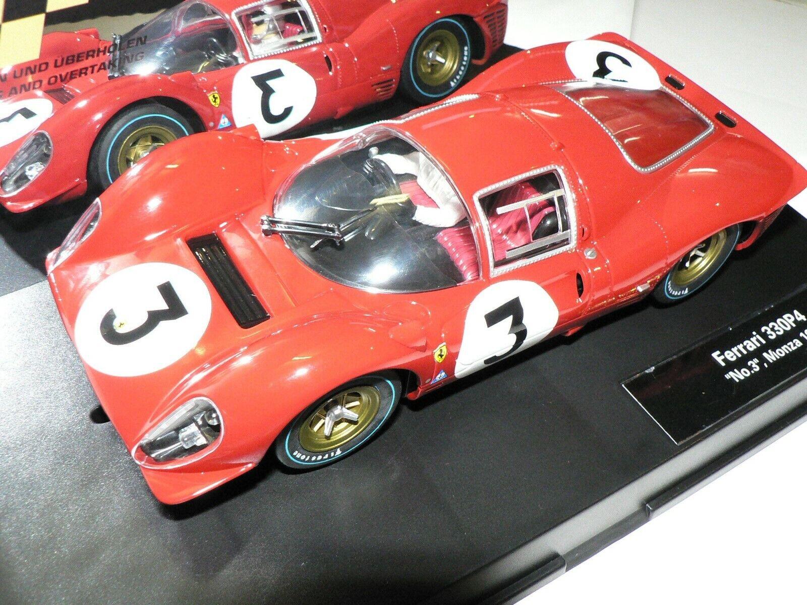 Carrera Digital124 Ferrari 330 P4 Monza 1967 23814 New