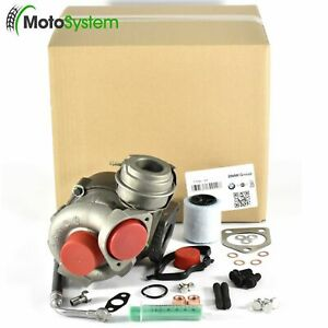 Turbolader-BMW-320d-E46-X3-2-0d-110-kW-150-PS-7787628G-11657794144-7787626F