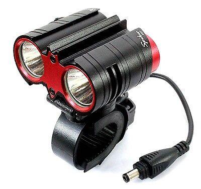 Xeccon Spiker 1207 Helmlampe Lampe 2200 Lumen LED Kopflampe