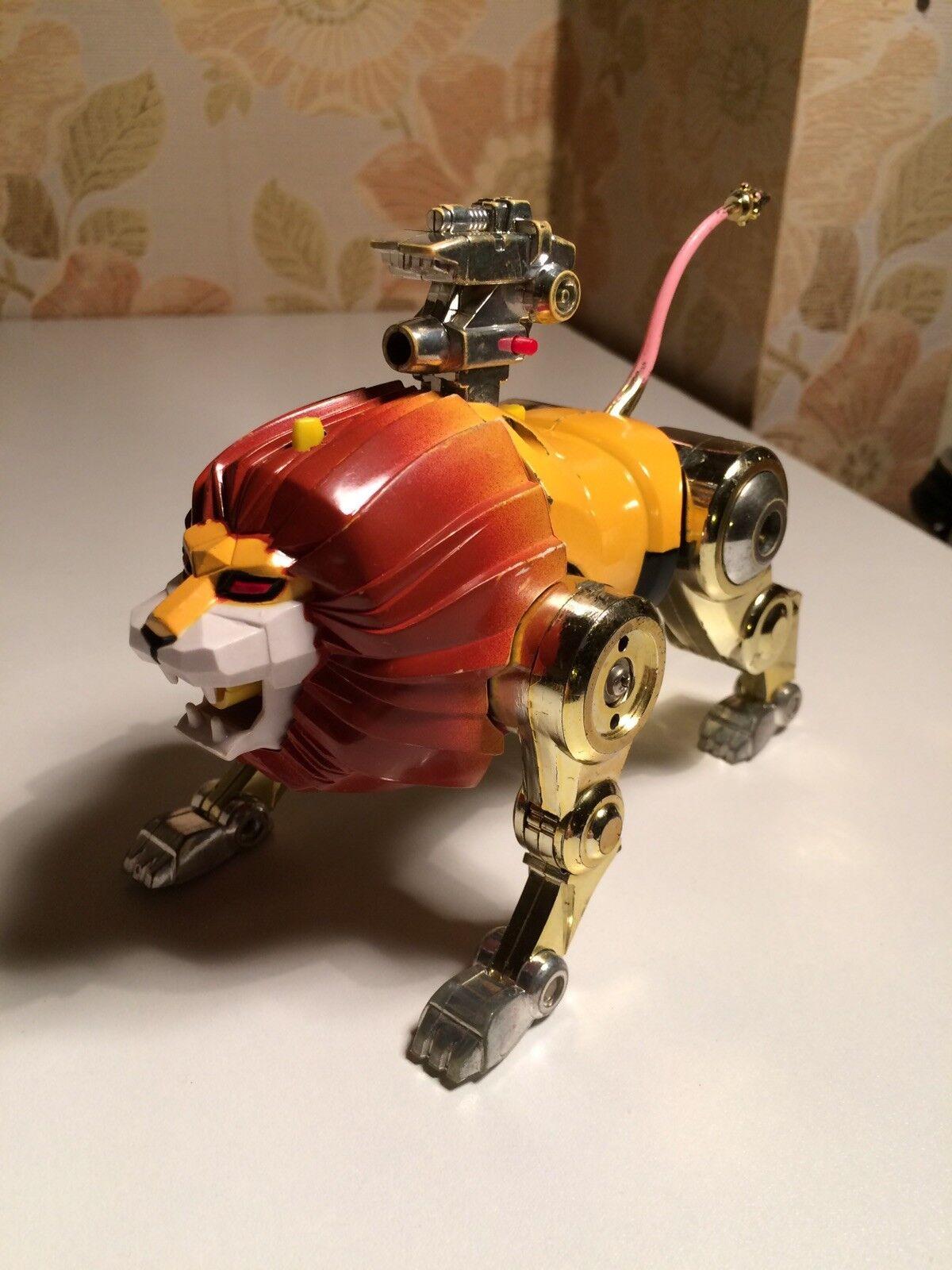 Figurine Poppy Chogokin lion robot GB-02 unit.  Rare and collector