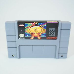 Super Nintendo SNES / Earthbound NEW USA Ship