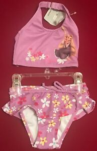 63b372e985 Image is loading NWT-Disney-Store-Princess-Rapunzel-Tangled-Deluxe-Swimsuit-
