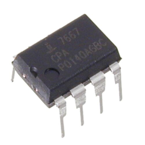 ICL7667CPA 2-fach MOSFET Treiber-IC 15V 1,5A DIP8