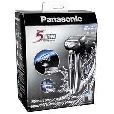 Panasonic ES-LV95-S Arc5 Electric Razor, Men's 5-Blade Cordless w Shave Sensor