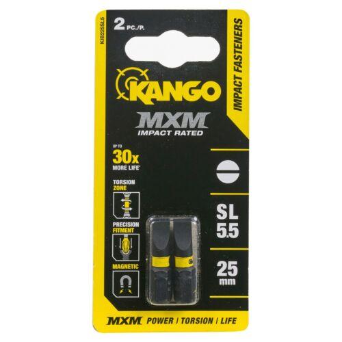 Kango 25mm Impact Driver Screwdriver Bit Magnetic Drill Add On Tool Heavy Duty