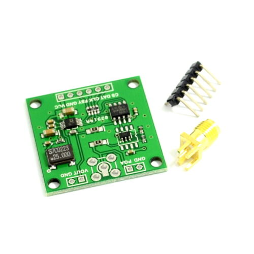 1pcs AD9833 DDS Signal Generator Module 0-12.5MHz Square Triangle Sine Wave
