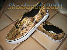 Vans Authentic Snake Gold Edition OTW Vault Supreme 7.5 Dill AVE
