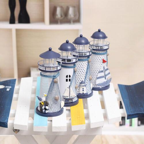 Retro Mittelmeer Stil chic Iron House Kerzenleuchter Kerzenleuchter Kerze Halter