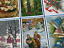 Collection-of-6-New-Vintage-Style-CHRISTMAS-Postcards-Noel-Greetings-CJ6 thumbnail 2