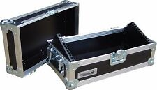 "4U 19"" Sloped Rack Mount Mixer Swan Flight Case (Hex)"