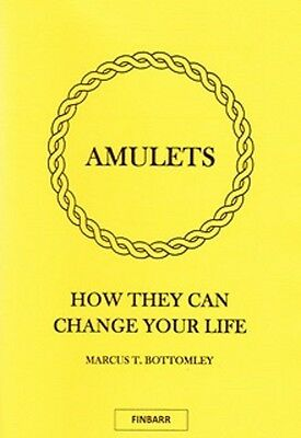 AMULETS by Marcus T Bottomley Grimoire Occult Finbarr Magick