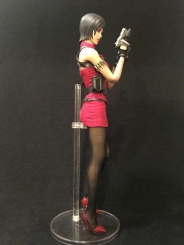 Custom 1//6 Resident Evil Biohazard 2 Ada Wong Red Outfit Set for Hot Toys