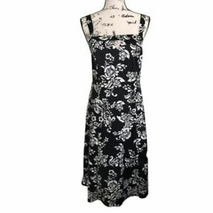 Dress Barn Collection Size 18w Women S Black White Floral Wedding Holiday Nwt Ebay