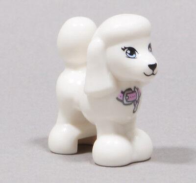 LEGO® 11575pb01 Friends Hund Pudel weiß NEU