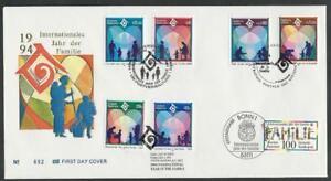 Bund-aus-1994-FDC-MiNr-1711-Jahr-der-Familie-UNO-NY-Genf-Wien-Marken