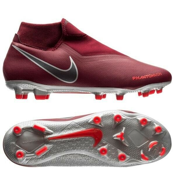 Nike Hypervenom Fantasma Vision Academy mg fútbol Calcetín botas Uk Talla 12 47.5