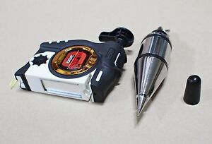 New Tajima Pcg3 300wqb 3m 10ft Auto Plumb Rite Magnetic