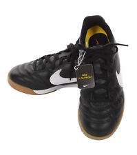 Brand New Nike Children/Youth JR Tiempo Natural IV IC Indoor Shoes -$0 Free Ship