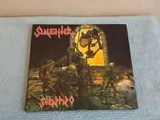 Slaughter - Strappado, Album - CD, 2008 Metal Minds Prod. 24-Bit process Gold CD