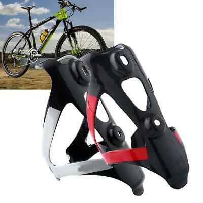 Lightweight Carbon Bottle Cage Water Bottle Cycling Bicycle Bike Holder Rack