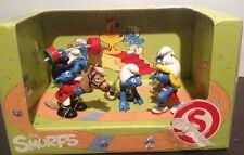 Wedding Baby Smurfs Lot Love New! Schleich * Occasions * Smurf Set of 8