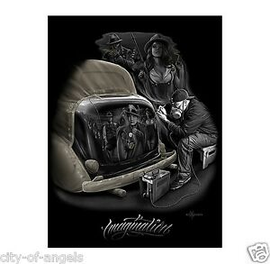 Imagination-Lowrider-Al-Capone-Gangster-by-David-Gonzales-Art-DGA-18-x-24-Poster