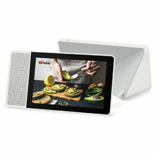 lenovo sd-8501f smart speaker with 8in display amazon music