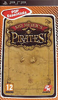 Psp Spiel Sid Meier's Pirates Neu