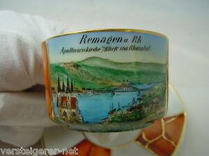 Moccatasse-Sammeltasse-handcoloriert-Ansicht-REMAGEN-a-Rh-Blick-ins-Rheintal