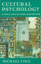 Cultural Psychology: A Once and Future Discipline, Cole, Michael, Acceptable Boo