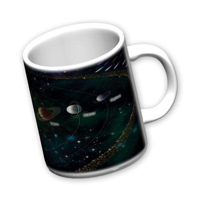 Science Astrology Space Solar System Coffee Mug Science Great Gift for Teachers
