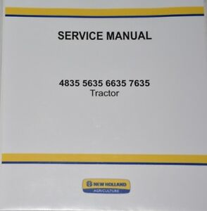 New Holland Tractor Wiring Diagram on