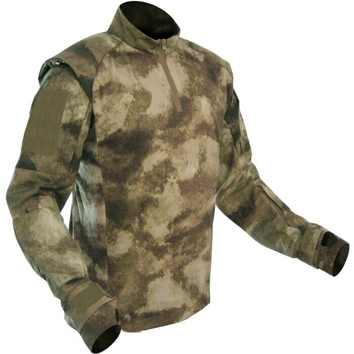 NEW Propper TAC.U Combat Shirt in  A-TACS Earth Camouflage XL  first-class service