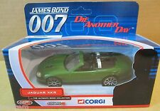 """Corgi James Bond 007 Die-Cast Green Car """"Die Another Day"""" Ultimate Collection"""