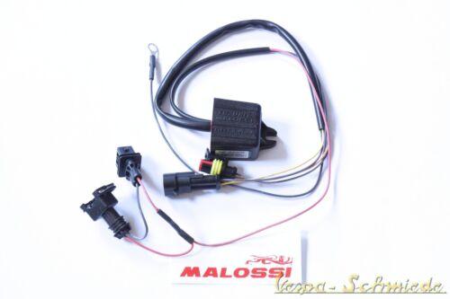 "GTS GTV 125 /& 300-CDI Vespa Lambda émulateur Malossi /""TC UNIT o² Controller/"""