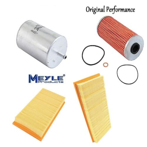 Tune Up Kit Air Oil Fuel Filters for Mercedes-Benz 400SEL 1993
