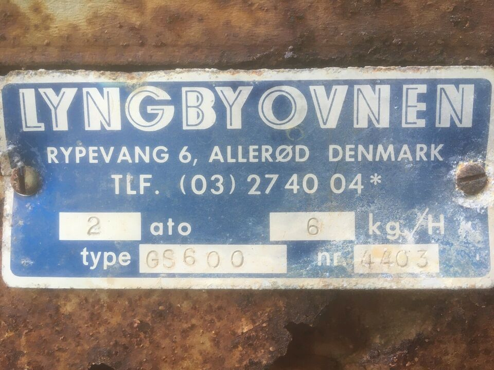 Ovn, Lyngbyovnen GS600