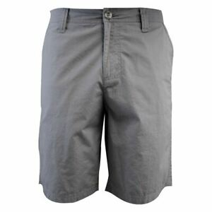 Columbia Men's City Grey Washed Out Short (Retail $40) (023)