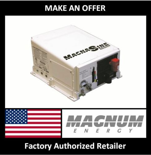 USA 4000W 24VDC 120//240VAC Pure Sine Magnum MS4024PAE Inverter Charger