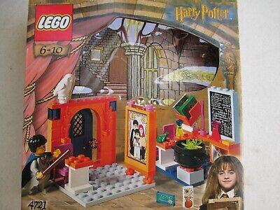 Harry Potter Lego Set #4721, Vintage, NIB, Hogwarts ...