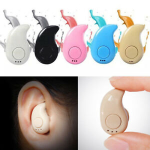 20055c18f26 Image is loading Mini-Invisible-Bluetooth-Earbud-V4-1-Stereo-Wireless-