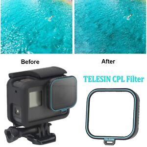 Caricamento dell immagine in corso  TELESIN-Circular-Polarizer-CPL-Filter-Lens-Protector-For- b294783d8f7