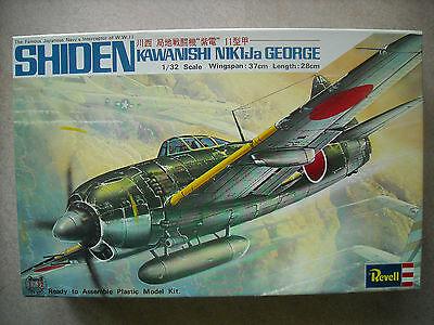 REVELL-1/32- #H-170-SHIDEN KAWANISHI N1K1-Ja GEORGE