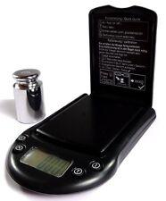 Nohlex Feinwaage 500g/0,01g. Mit Prüfgewicht, Batterien und Etui *Digitalwaage*