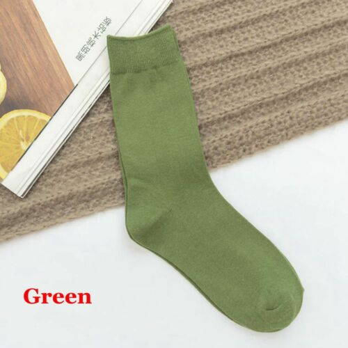 Women Winter Warm Thick Ankle-High Knitting Hosiery Stocking Cotton Socks