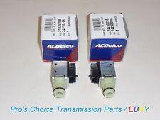 **OEM**AC DELCO Shift Solenoids A & B Fits 4L60E 4L65E 4L70E 4L75E Transmissions