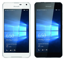 Microsoft Lumia 650 Dual Sim Windows Smartphone 5 Zoll 12,7cm ohne Simlock 16GB